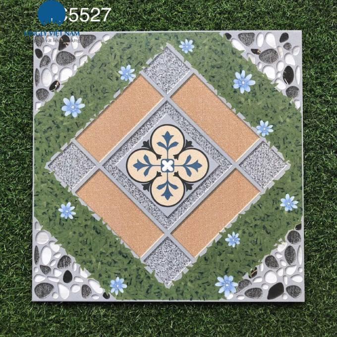 Gạch lát sân vườn 50x50 CMC mã 5527 loại A1