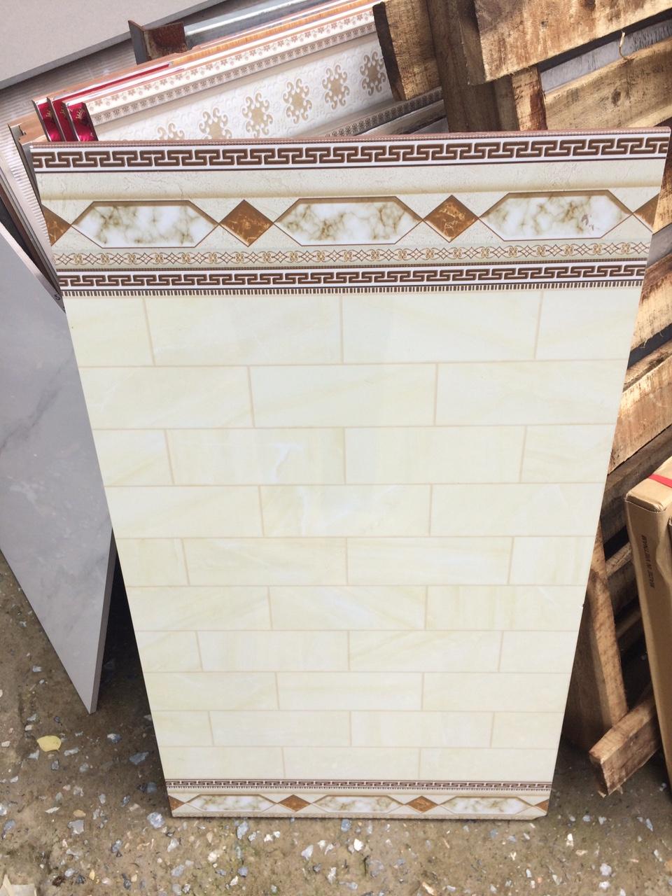 Gạch ốp chân tường cao 50x86 mã 9903