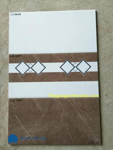 Gạch ốp tường 30x60 Cerinco CV3614-CVD3614-3615