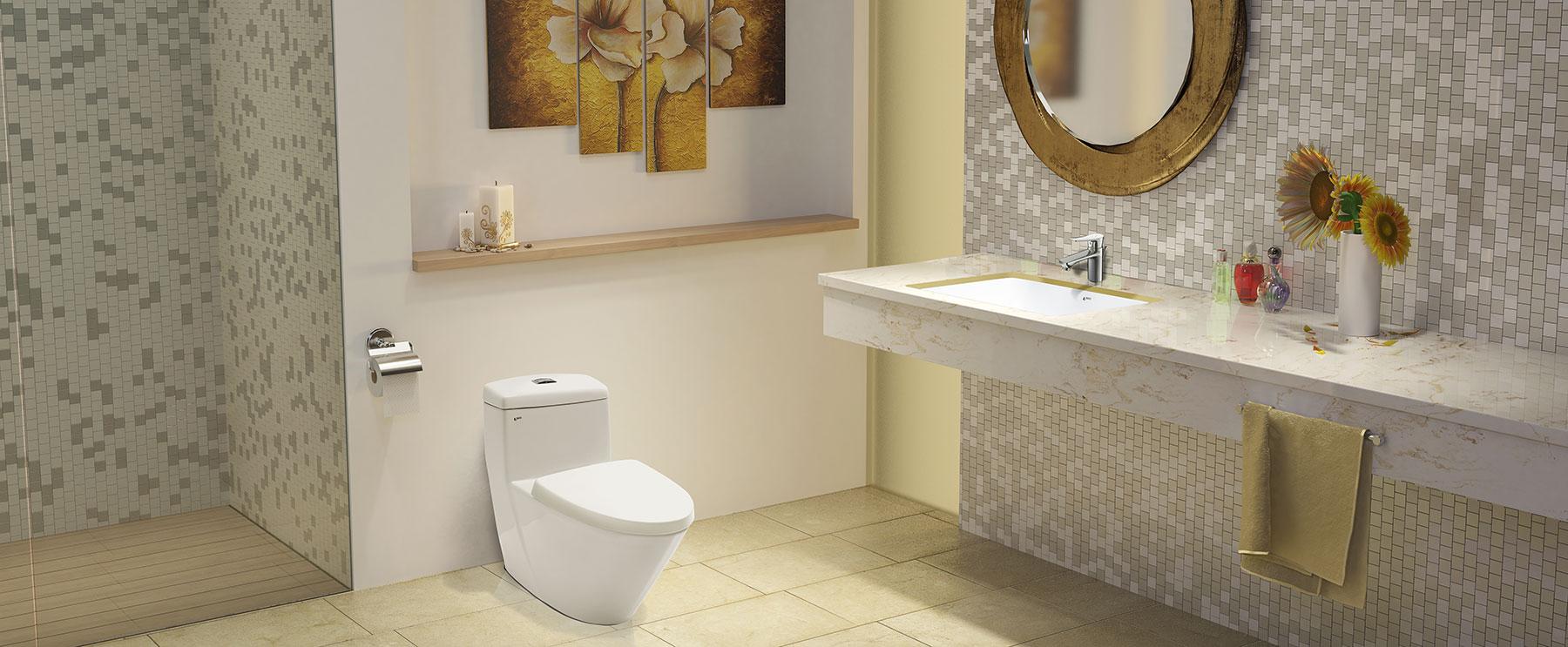 Chọn thiết bị vệ sinh giá rẻ cho nhà trọ chất lượng ở đâu?